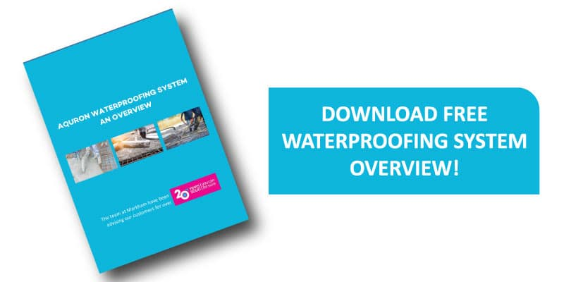Download the Aquron basement waterproofing system overview